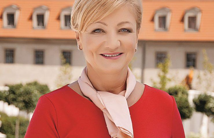 Ľubica Laššáková, ministerka