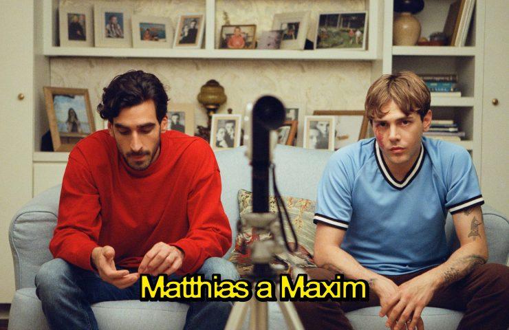 Matthias a Maxime