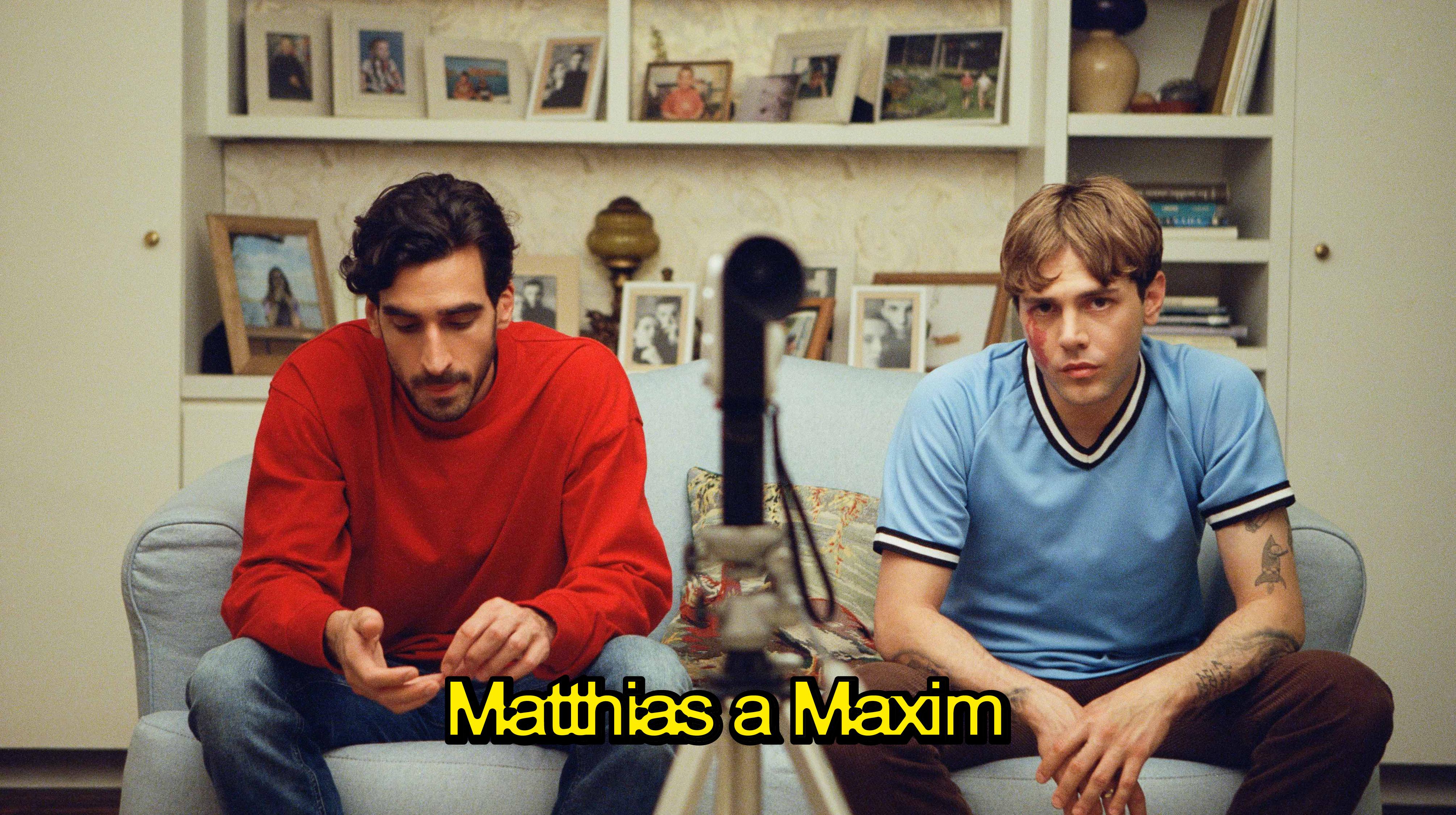 Smúti Xavier Dolan za svojou mladosťou? Prezradí cez romancu Matthiasa a Maxima