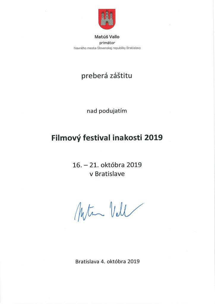 FFi sa rozhodol podporiť aj primátor Bratislavy