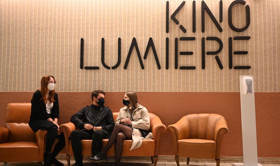 FFi v priestoroch Kina Lumière, vstup len pre očkovaných