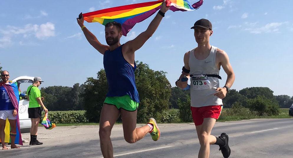 LGBTI+ športový klub Lotosové kvety